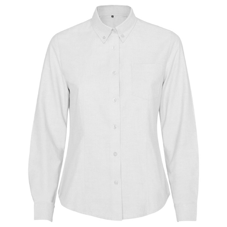 OXFORD WOMAN. 70% algodón / 30% poliéster, tejido Oxford. DESDE 9,99€