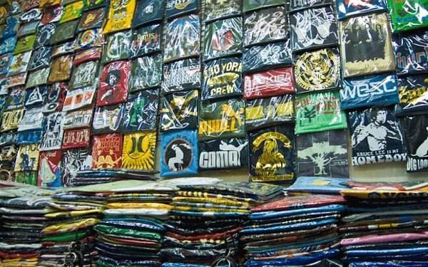 20 datos curiosos sobre camisetas #infografía