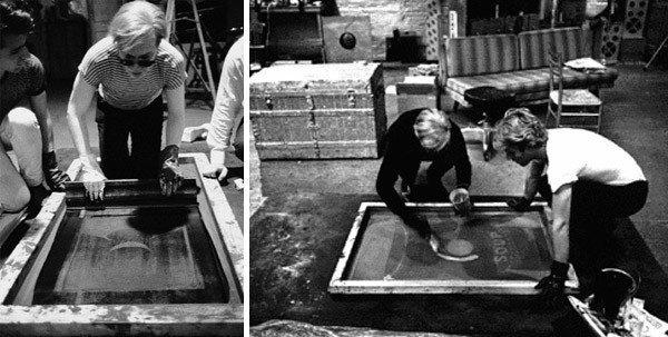 Andy Warhol Un artista de la serigrafía