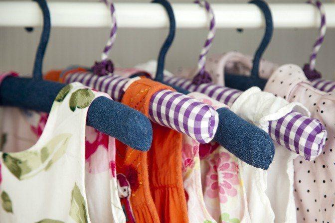 Aprende a organizar la ropa en el armario