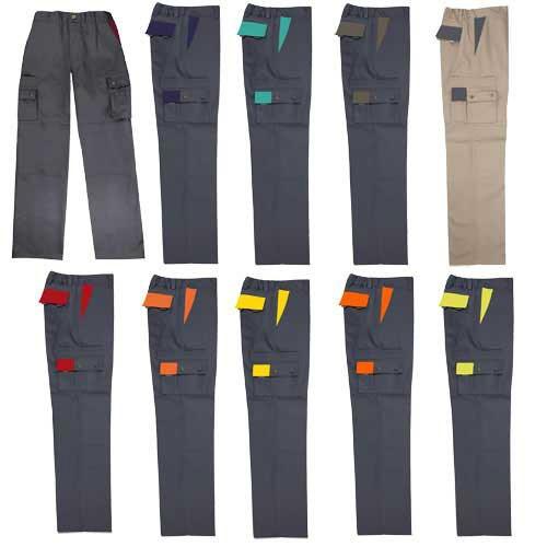 Pantalones laborales: por qué usarlos en el trabajo